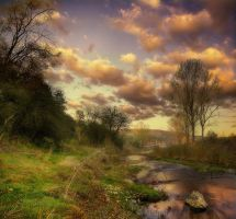 Near by the creek by Lefthand666