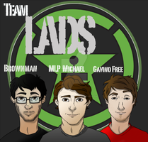 Team Lads by usmelllikedogbuns