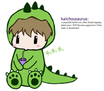 The Kaichousaurus. by everminded