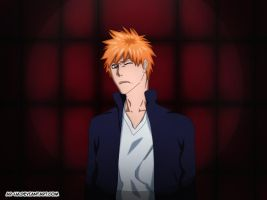 bleach 433 - Hottie Ichigo by AR-UA