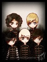 +black parade+ by mogupom