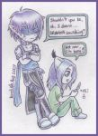 Shouldn't You Be...? by Kordi
