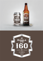 Dahls beer - label by Mindjek