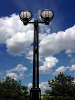 Secaucus Junction Lamp by TheMightyQuinn