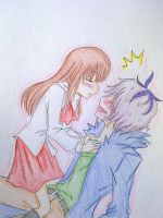 Be my first kiss by Rokiah15