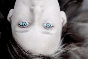 blue eyes by Borderkowa
