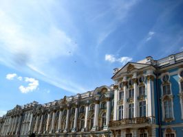 The Catherine Palace No.2 by Hattie-James