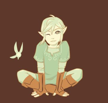 Palette challenge: Link in  #5 by Jequila