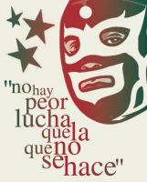 :::::LUCHA LIBRE MEXICANA::: by spacechemo