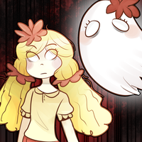 Wendy and Abigail by fairyquartz