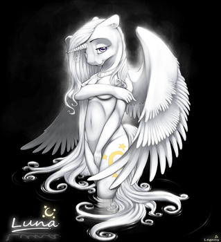 Moon Empress by Legacy350