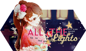 Signature~ All the lights by Livingincomplete