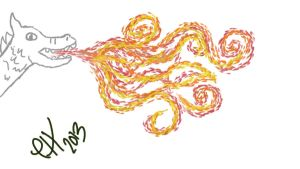 Dragons Breathe Fire by Lost-At-Sea722