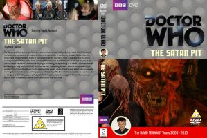 Doctor Who The Satan Pit Classic Cover by HaddonArt