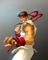Ryu by yinfaowei