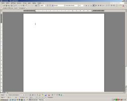 Blank Page Syndrome by Tyliss