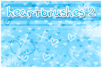 Heartbrushes2 by inge123
