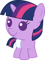 Baby Twilight Sparkle - 01 by Mighty355