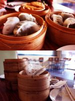 Dimsum Party by lemonessence