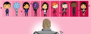 (SPOILER Mass Effect 3) Choose MEEEE! by shafry