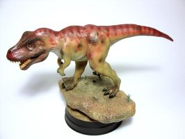 T-Rex Repainted IV by Zero-Cannard