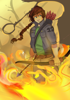 Catching fire by eynhallow