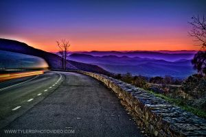 Skyline Drive 2 2011 by Tyler007