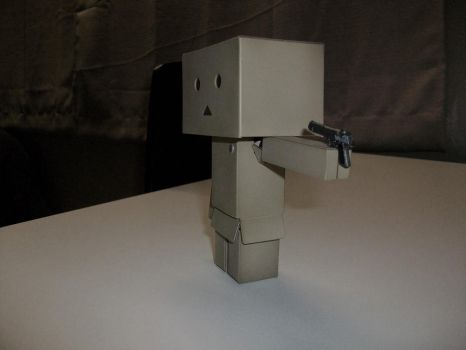 The Melancholy Deaths of Danboard 6 by Orannis0