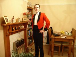 officer mess uniform by GeneralVyse