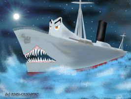 Brave Hearts Do Not Back Down by RMS-OLYMPIC