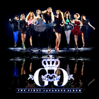 SNSD: The First Japan Album 3 by Awesmatasticaly-Cool