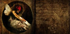 Corrupted Cupid CD Cover by JenaDellaGrottaglia