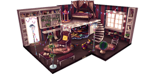 Cookie Carpets and Pillowforts by Majinji