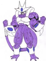 Cooler 5th Form Full Power by DBZ2010