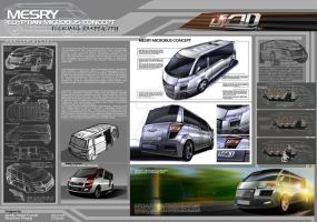 Mersy Microbus competition by ShadyDesigns