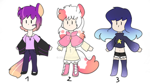 Cheap adopts (OPEN) by AkapiiART