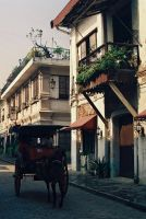 Red Brick Town by lomocotion