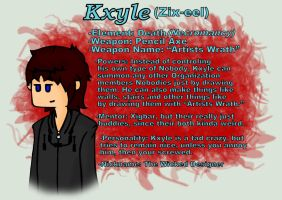 Organization XIII-Kxyle by Onslaught14
