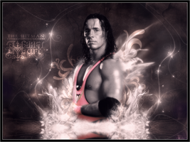 Bret Hart by JamiroKnight
