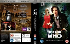 The New Eighth Doctor Adventures Series 1 by Hisi79