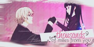 + Thousands miles from you by FurImmerJetz