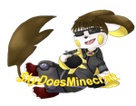 Youtubers as Pokemon #1 - SkyDoesMinecraft by PikaIsCool