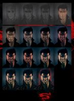 Superboy Process by hasunkhan