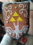 Hyrule (heros) shield by adventchildmatrix