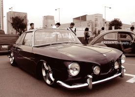 type 4 karmann ghia by Axesent