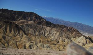 Death Valley Mountain 3 by ajithrajeswari