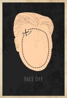 Face Off poster by edgarascensao