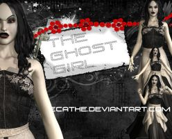 Ghost girl pack by Ecathe