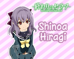 Owari no Seraph :: Child Shinoa Hiragi :: by Sunney90