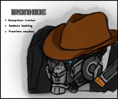 Ironhide... by StellaHide